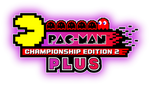 Pac-Man Championship Edition 2 Plus logo