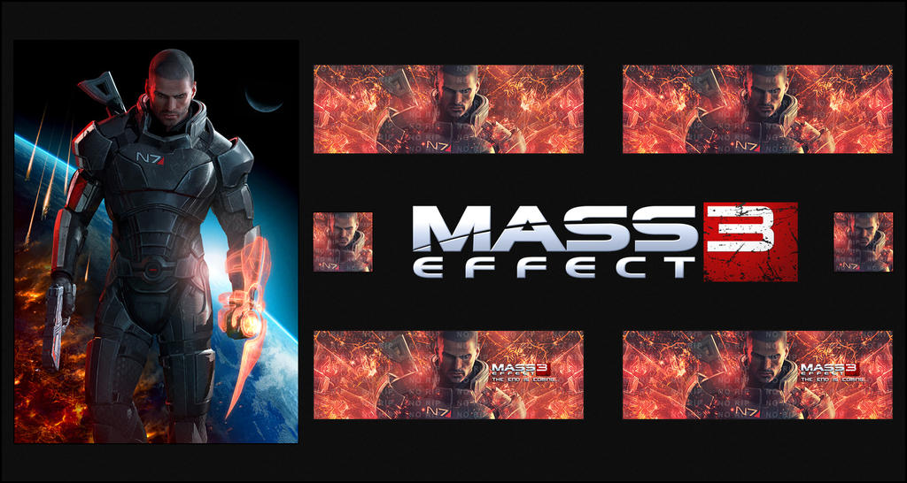 Mass Effect 3 Signature by Hura134