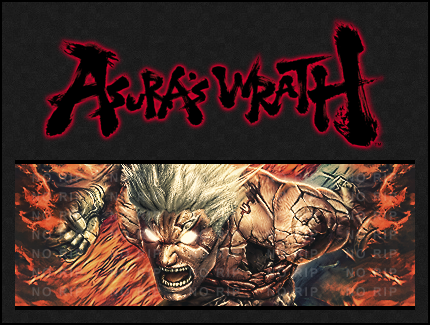 Asura's Wrath Signature by Hura134