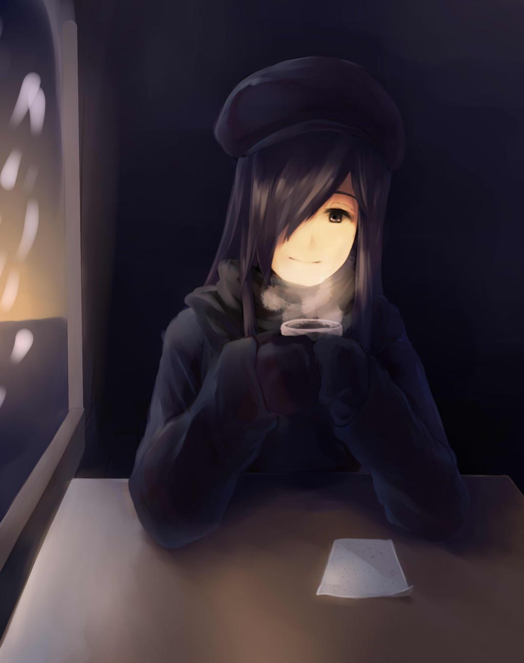 Hanako by aeror404