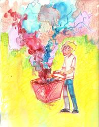 Dreamcart by Blyu-dono