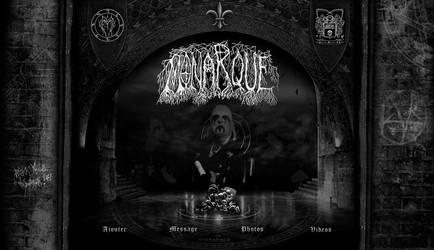 Myspace Design for MONARQUE