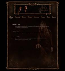 Kalte Traurigket - Web Site