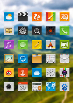 Android Launcher Icons