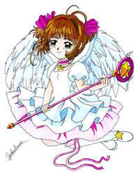 Sakura's Wings by JBkioshin