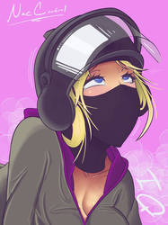 IQ by Nut-Central