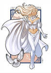 Emma Frost: Hail the Queen