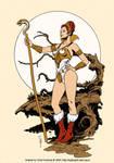 Teela: Warrior Goddess