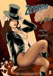 Zatanna: Stage Fright
