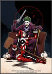 Joker + Harley: It's complicated