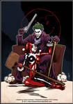 Joker + Harley: It's complicated