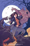 Wynonna Earp #02 Cover