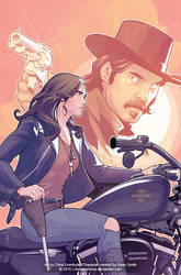 Wynonna Earp Legends: Doc Holliday #1 Cover