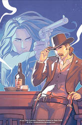 Wynonna Earp Legends: Doc Holliday #2 Cover