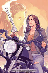 Wynonna Earp Legends: The Earp Sisters #2 Cover