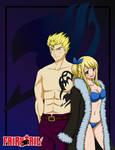 Laxus X Lucy