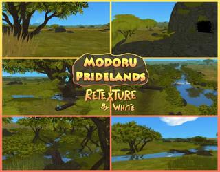 Modoru Pridelands Retexture pack by WHlT3FANG