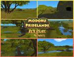 Modoru Pridelands Retexture pack