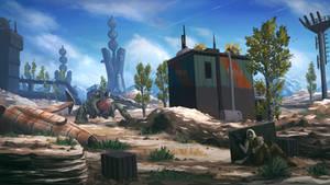 Destiny - Earth: Old Russia