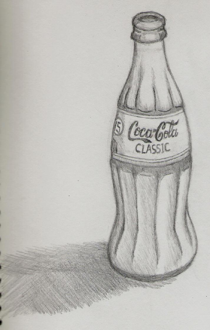 Mom's Coke Bottle by Jyrotika on DeviantArt