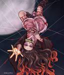 Nezuko Fan Art  (Kimetsu no Yaiba)