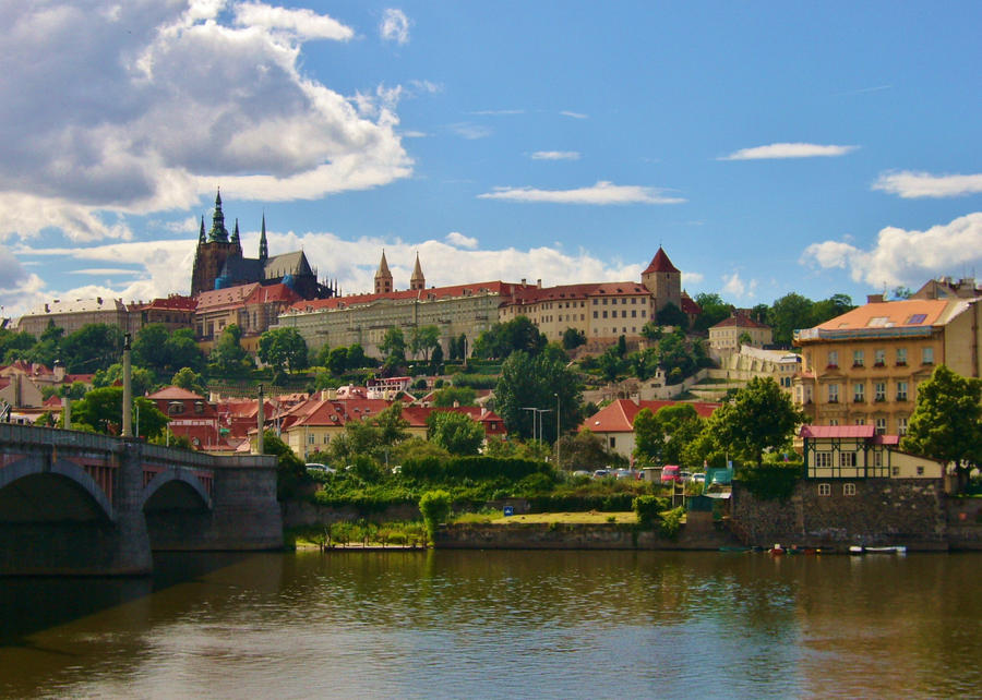 Prague by scarlette13
