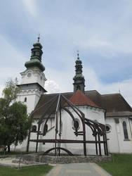 Church of Saint Elizabeth by scarlette13