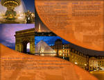 Travel Brochure Front by rubberbend