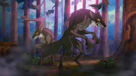Werewolves winx S6 Trailer