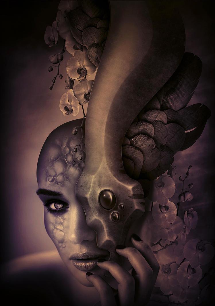 - flower - by SLIPKNOTTY
