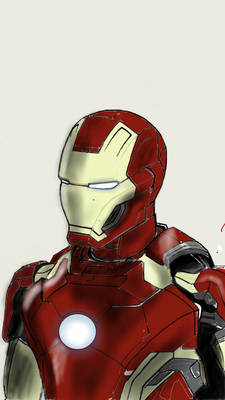 Ironman from Avengers:Age of Ultron