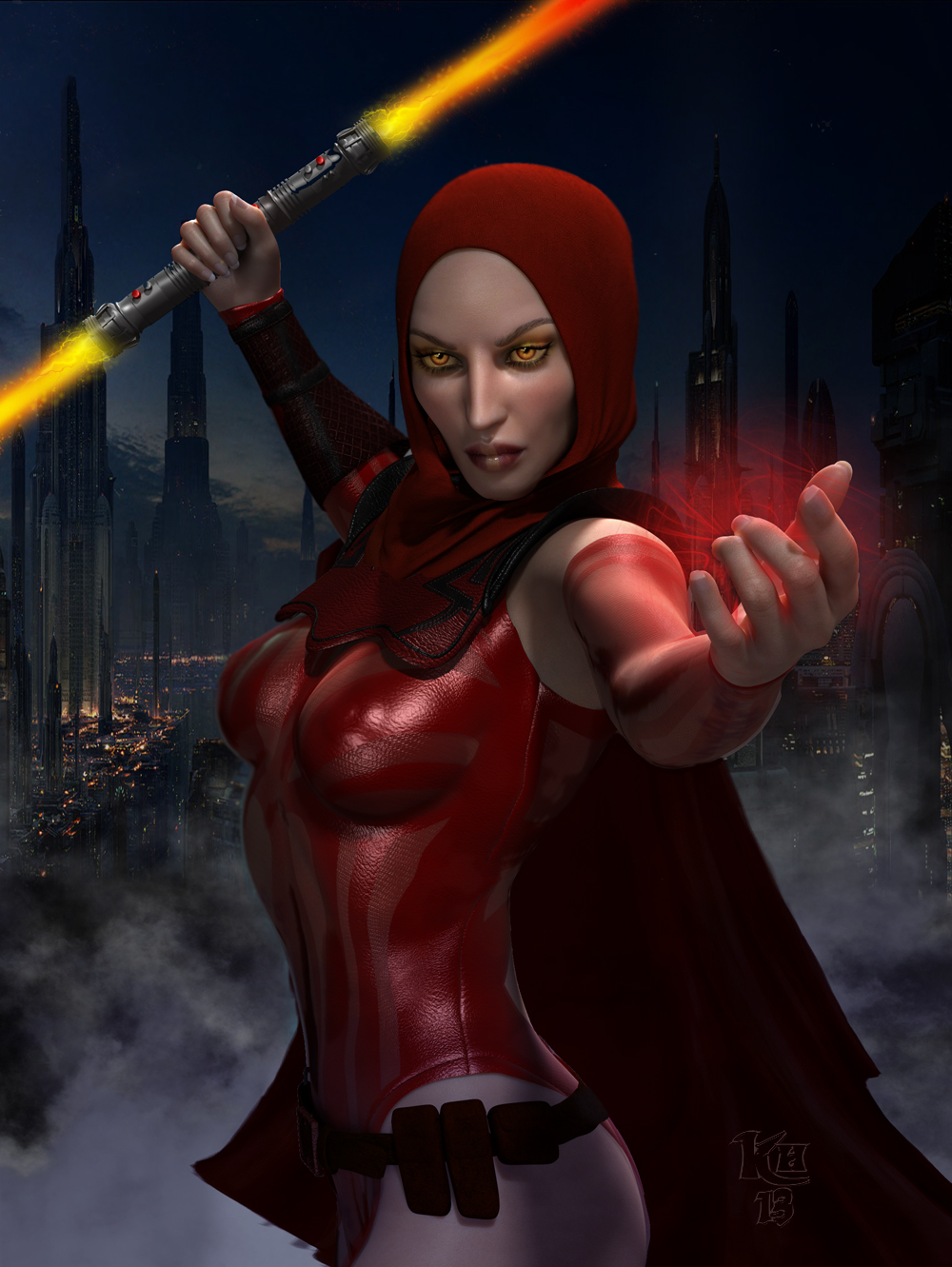 Sith Happens: Assassin by Erulian