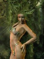 Forest-Princess by Erulian