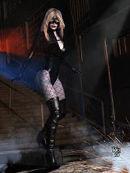 Black Canary by Erulian