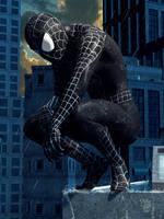 Spiderman by Erulian