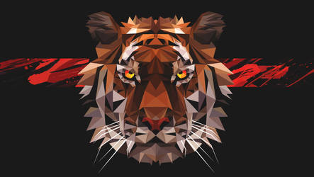 Savage - Tiger Low Poly by destructor021