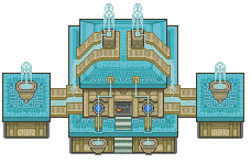 Pokemon DP Custom Gym - Water by KageNoSensei