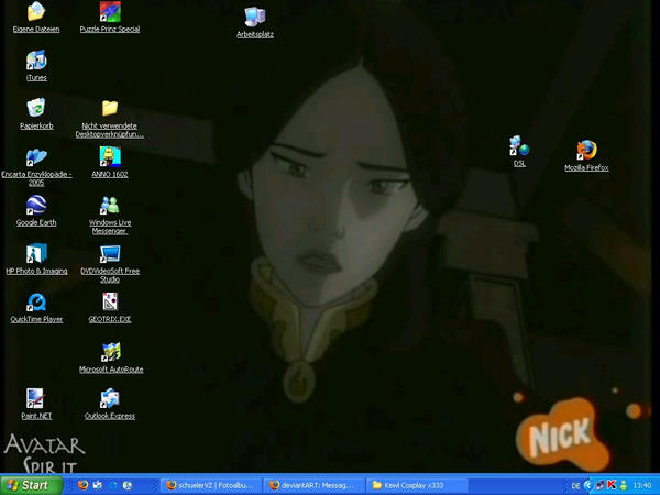 Ursa-Desktop by Finding-Ursa