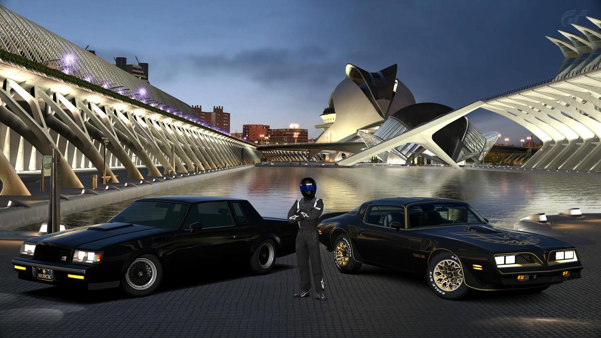 GT6 Buick GNX '87 and Pontiac FireBird Trans AM'78 by ...