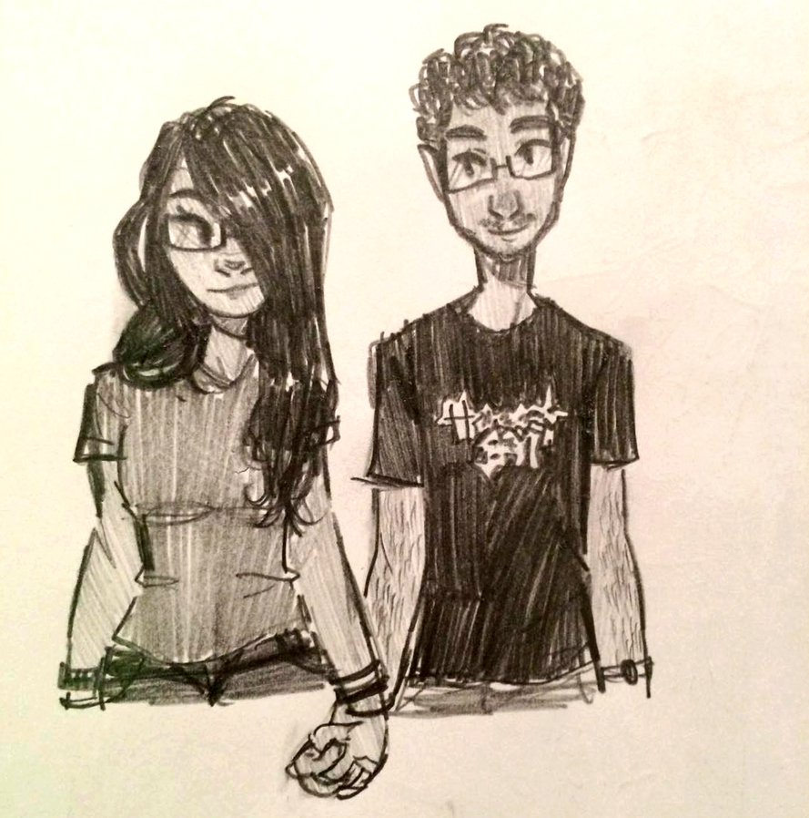 Me and My Girlfriend by Chernandez2020