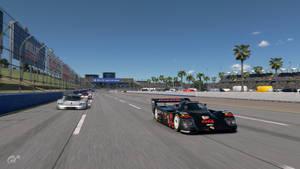 Gran Turismo sport Prototype race at Blue Moon Bay