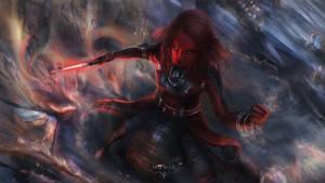 Commission: Star Wars OC