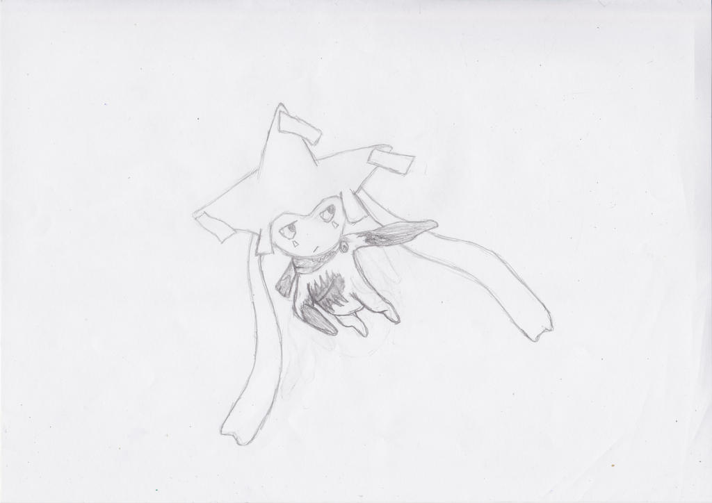Duma's Sketchbook Jirachi_sketch_by_wildsilverminecraft-d6b5hkq