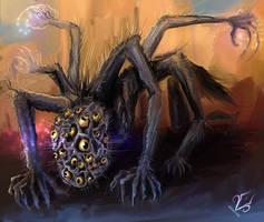 Amygdala by Kraujasz