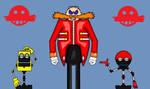 Doctor Eggman -Modern version- (by JMM) by cvgwjames