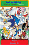 Sonic -Freedom Fighters of Mobius cover