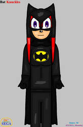 Batman Knuckles (by James M)