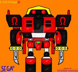 E-123 Omega (by James M)