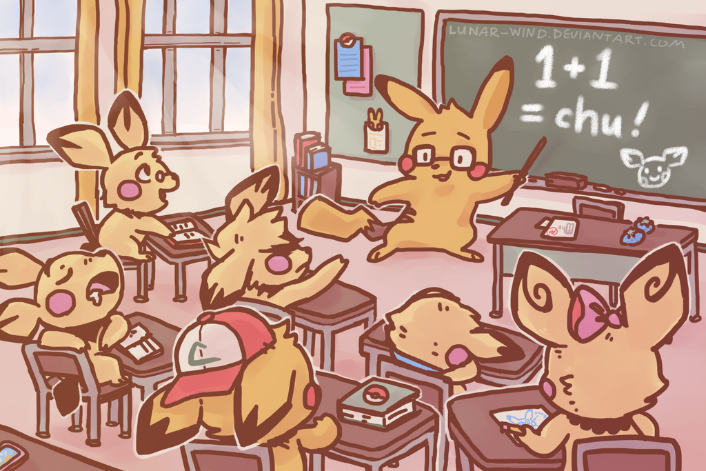 Pikademy by Lunar-Wind
