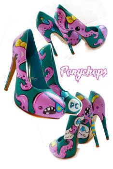 Octopus Stilettos